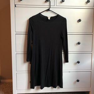 Dresses & Skirts - Black 3/4 Sleeve Dress
